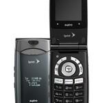 Katana LX cell phone by Sanyo