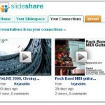 Slideshare embeds YouTube videos to your business presentation