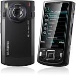Updated Samsung Innov8 I 8510