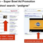 Yahoo Showing Ads with Images and Videos