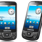 Samsung I7500 mobile phone specs and features