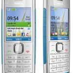 Nokia X2 Mobile Phone low-cost music phone