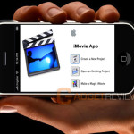 iMovie app has been launched and are now available for your iPhone 4