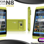 Nokia N8 Green Exclusive Available on Vodafone