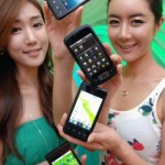 LG Mobile Phone Optimus One and Optimus Chic hits UK