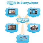Skype 5 dials up Facebook integration