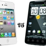 APPLE IPHONE VS HTC 7 MOZART A MATCH BETWEEN TWO CHAMPIANS