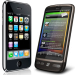 APPLE IPHONE 4 VS HTC DESIRE, DEALS FOR EVERYONE