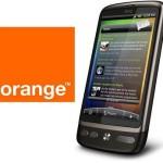 HTC Desire HD Orange Smartphone with Amazing Specs