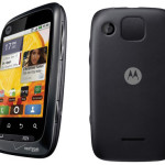 Verizon Motorola Citrus low-end Android mobile phone