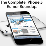 iPhone 5 Rumors regarding release date and features