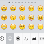 How to Enable Emoji Emoticon keyboard in iOS