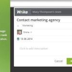 Wrike Extension for Google Chrome