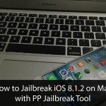 How to Jailbreak  iOS version 8.1.2 using TaiG Guide