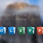 Microsoft Office 2016 for Mac in Stores