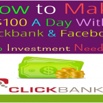 How To Make Money With Clickbank Using Facebook