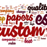 What is Custom Essay And Its Writing Issue
