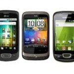 2012's 10 BEST TOUCH SCREEN PHONES