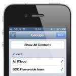 How to Make a Contact Group in iPhone