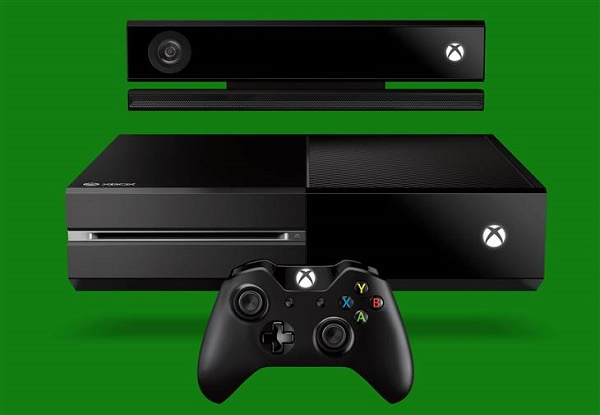 Xbox One by Microsoft
