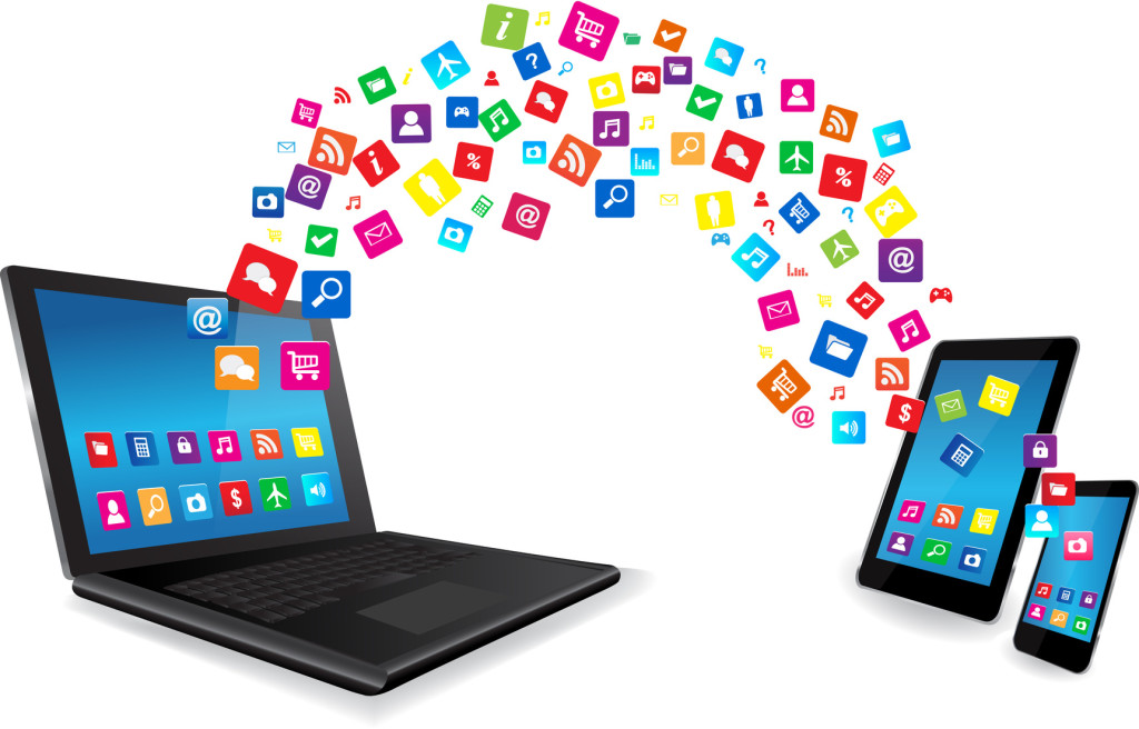 Mobile application and device management